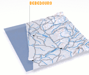 3d view of Bebedouro