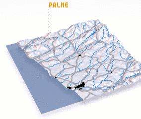 3d view of Palme