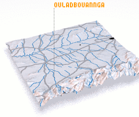 3d view of Oulad Bou Annga