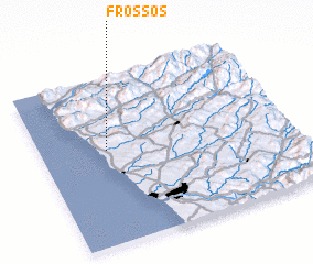 3d view of Frossos