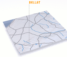 3d view of Bellat