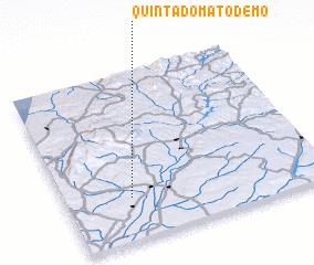 3d view of Quinta do Mato Demo
