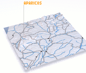 3d view of Apariços