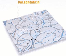 3d view of Vale da Garcia
