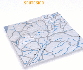 3d view of Souto Sico