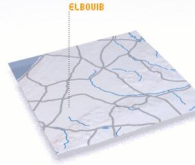 3d view of El Bouib