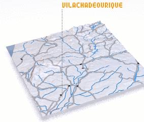 3d view of Vila Chã de Ourique