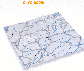 3d view of Alcaidaria