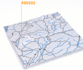 3d view of Pousos