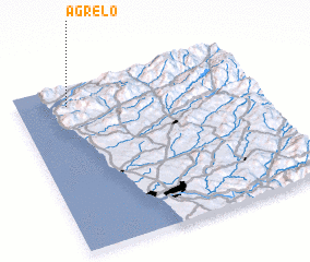 3d view of Agrelo