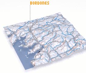 3d view of Bordones