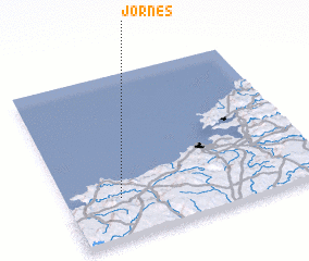 3d view of Jornes