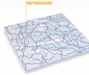 3d view of Mafindougou