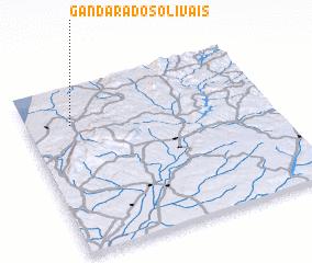 3d view of Gândara dos Olivais