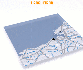 3d view of Langueirón