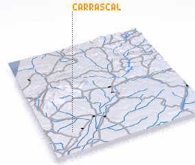 3d view of Carrascal