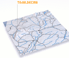 3d view of Tojal de Cima