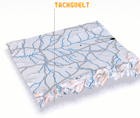 3d view of Tachguelt