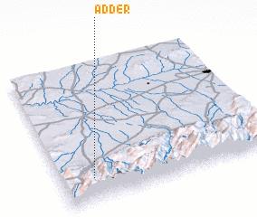 3d view of Adder