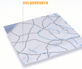 3d view of Oulad Mehaya