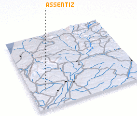 3d view of Assentiz