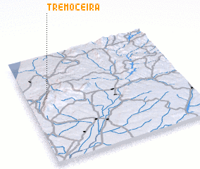 3d view of Tremoceira