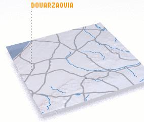 3d view of Douar Zaouia
