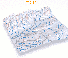 3d view of Tadiza