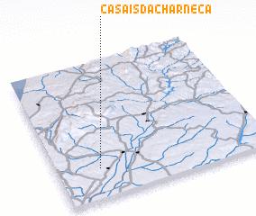 3d view of Casais da Charneca