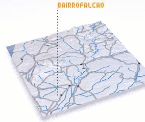 3d view of Bairro Falcão
