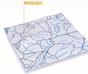 3d view of Mendigos