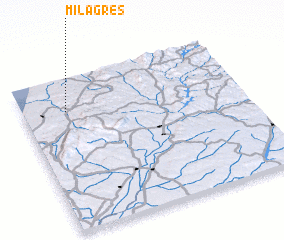 3d view of Milagres