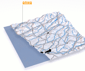 3d view of Anha