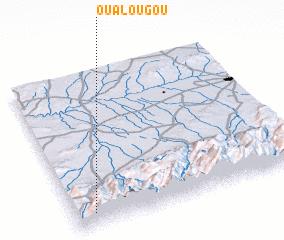 3d view of Oualougou