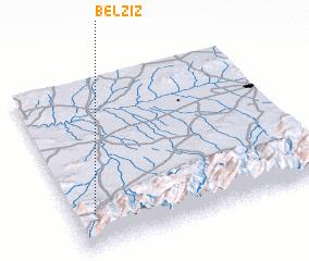 3d view of Belziz