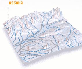 3d view of Assaka