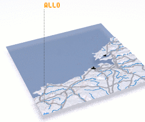 3d view of Allo