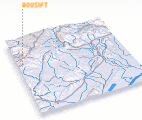 3d view of Aousift