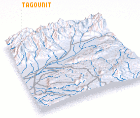 3d view of Tagounit