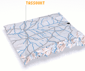 3d view of Tassoukt