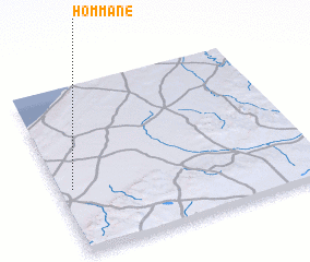 3d view of Hommane