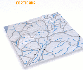 3d view of Cortiçada