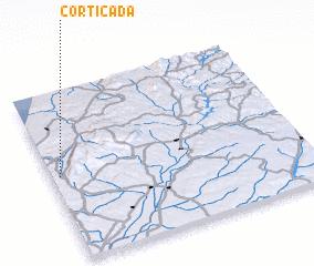 3d view of Cortiçada