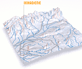3d view of Ikhadene