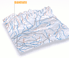 3d view of Bahrani