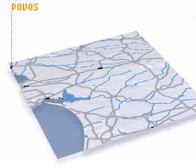 3d view of Povos