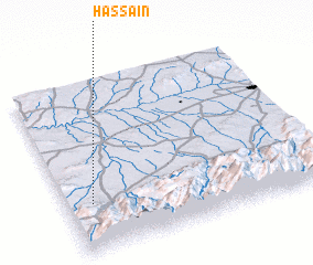 3d view of Hassaïn