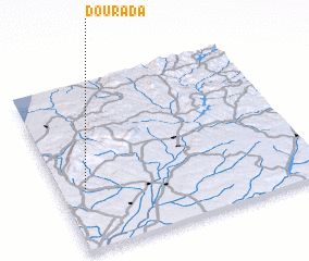 3d view of Dourada