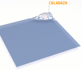 3d view of Calabaza