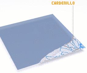 3d view of Cardenillo